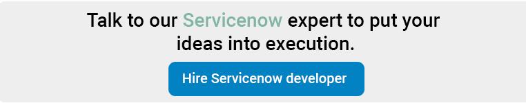 servicenow migration